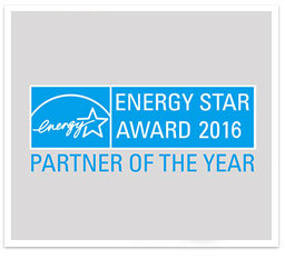 2016 ENERGY STAR? Partner of the Year Award