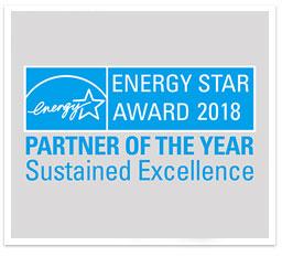 2018 ENERGY STAR? Partner of the Year Award