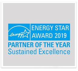 2019 ENERGY STAR? Partner of the Year Award