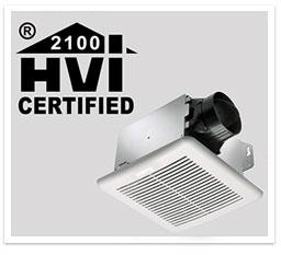 Home Ventilation Institute Certified