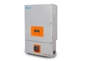 Solar Inverters - Solivia Series 3.0 – 7.6kW - Delta Group