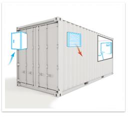 Sistema de refrigeração híbrido inteligente