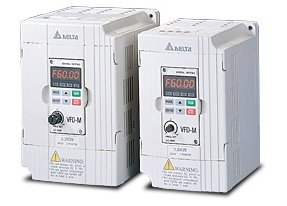Inversores - AC Motor Drives - VFD-M Series - Delta Group