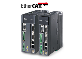 Servo Systems - AC Servo Motors and Drives - ASDA-A2-E EtherCAT - Delta Group