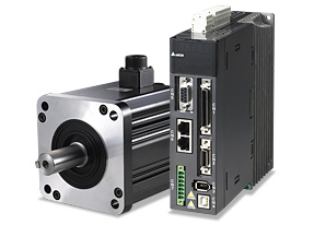 Sistemas de servoacionamento - AC Servo Motors and Drives - ASDA-A2 Series - Delta Group