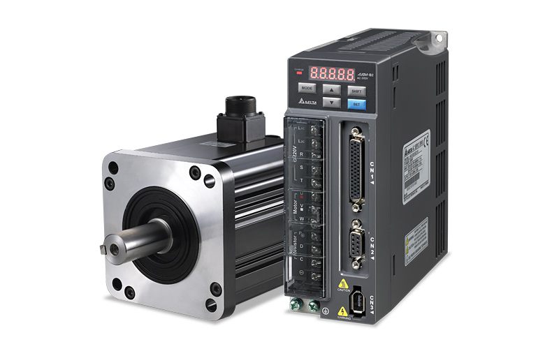 Products - Servo Systems - AC Servo Motors and Drives - ASDA-B2 ...