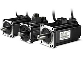 Sistemas de servoacionamento - AC Servo Motors and Drives - ECMA Servo Motors