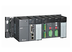 PLC - Programmable Logic Controllers - AH Series Motion CPU - Delta Group