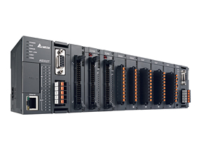 PLC - Programmable Logic Controllers - AS Series Standard CPU - Delta Group