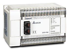 PLC - Programmable Logic Controllers - DVP-10PM Series - Delta Group