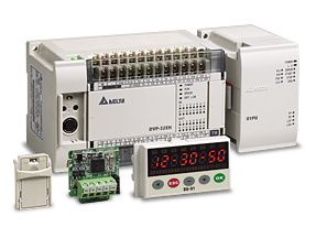 PLC - Programmable Logic Controllers - DVP-EH3 Series - Delta Group