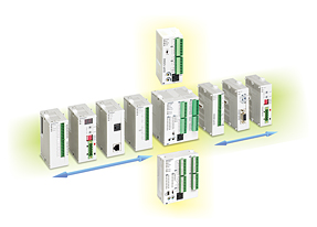 PLC - Programmable Logic Controllers - DVP Slim Series Modules