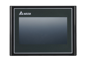 IHM tipo touch screen - Human Machine Interfaces - DOP-103BQ - Delta Group