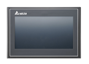 IHM tipo touch screen - Human Machine Interfaces - DOP-107WV - Delta Group