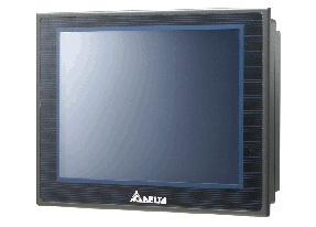 IHM tipo touch screen – interfaces homem-máquina - DOP-B07E515 - Delta Group