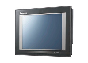 Touch Panel HMI - Human Machine Interfaces - DOP-W105B - Delta Group