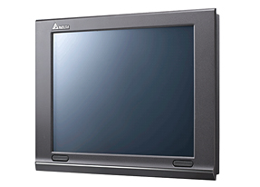 IHM tipo touch screen - Human Machine Interfaces - DOP-W127B - Delta Group