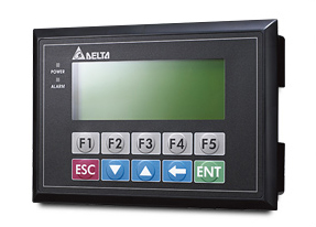 Text Panel HMI - Human Machine Interfaces - TP04G-AL-C/TP04G-AL2 Series - Delta Group