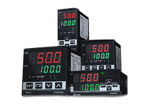Temperature Controllers - Delta Group