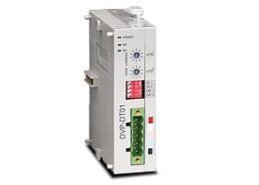 Solução para fieldBus industrial - DVPDT01-S - Delta Group