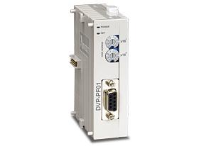Solução para fieldBus industrial - DVPPF01-S - Delta Group