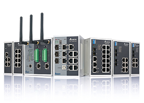 Industrial Ethernet Solution - Delta Group