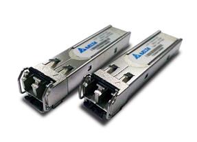 Transceptores de fibra SFP - Delta Group