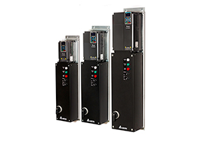 Standard Panel Solutions - VFD CP2000 Bypass Control Packages - Delta Group