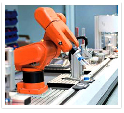 Solutions d'automatisation robotique