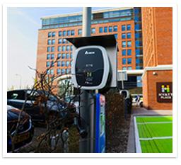 电动车充电解决方案