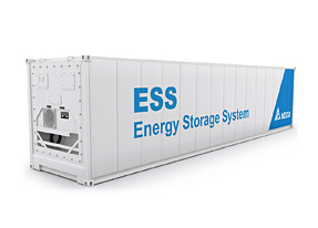 Energy Storage Device Container - Container 20ft/40ft - Delta Group