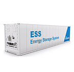Energy Storage Device Container