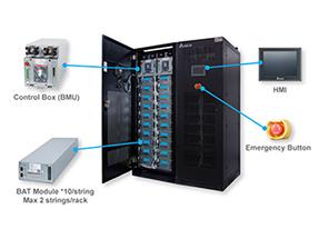 Solução de ESD para aplicações de UPS - Delta Group