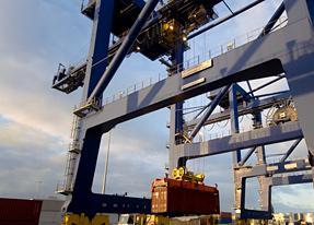 Soluciones - Industria pesada - Delta Group