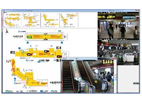 Soluciones - Vigilancia inteligente -Delta SmartPASS - Línea circular MRT de Taipei, Taiwán - Delta Group