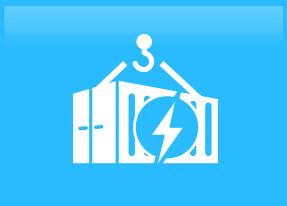 Soluciones - Soluciones para el centro de datos - Contenedor de energía - Delta Group