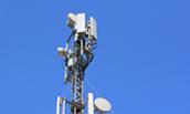 Soluções de energia para telecomunicações