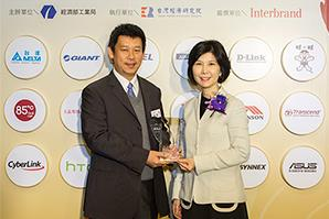 Delta Named as a Best Taiwan Global Brand for 4th Consecutive Year with Increase in Brand Value