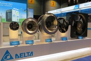 Delta Showcases Energy Management Solutions at AHR 2015