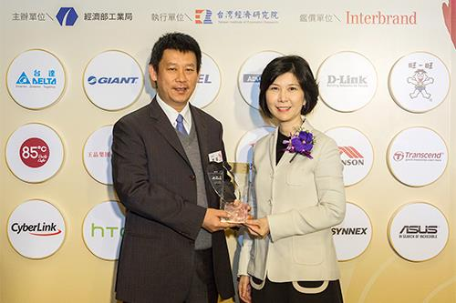 Mr. Ping Cheng, Chief Executive Officer of Delta Electronics, and Ms. Shan-Shan Guo, Chief Brand Officer of Delta Electronics, attended the award ceremony.