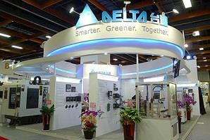Delta Industrial Automation Showcases CNC Systems and SCARA Robot Solutions at TIMTOS 2015