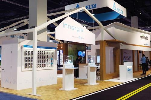 Delta is showcasing the Latest energy-efficient consumer electronics and home solutions at CES 2016.