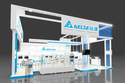 "Join Delta and see our ""Flexible Multi-task Smart Production Line"" at booth M832, Hall 4F, TWTC Nangang Exhibition Hall during the Taipei Int'l Industrial Automation Exhibition 2017 from 9/6~9/9."
