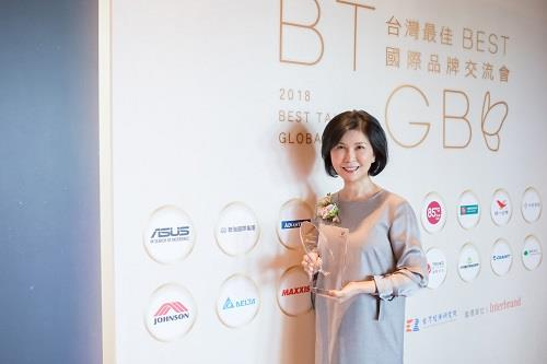 By closely integrating its business with CSR, Delta was once again recognized as a world-class corporate citizen and has been selected as a Taiwan Top 20 global brand for the 8th consecutive year.
