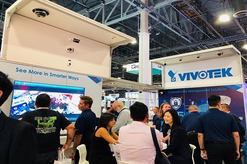 VIVOTEK USA, Inc., together with Delta Controls, presented integrated BA solutions at ISC West 2019.
