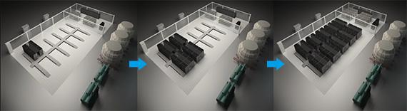 POD,centro de datos modular